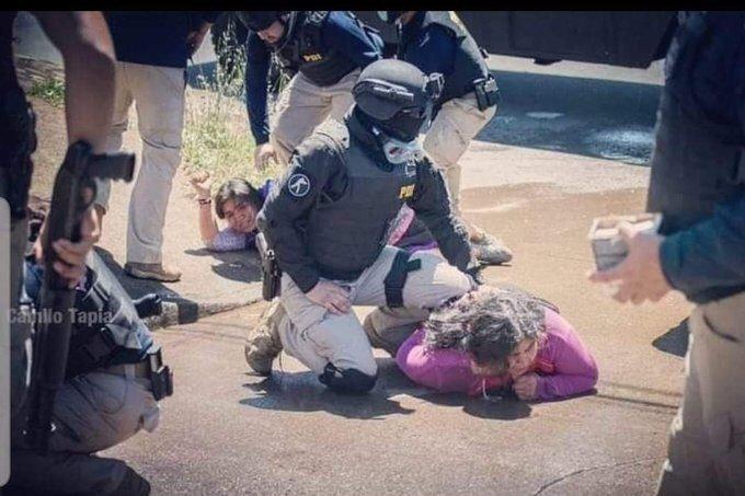 Indignación provoca detención de niña mapuche en medio de operativo policial en la Araucanía | Diario el Pulso desde O'higgins para Chile y el mundo